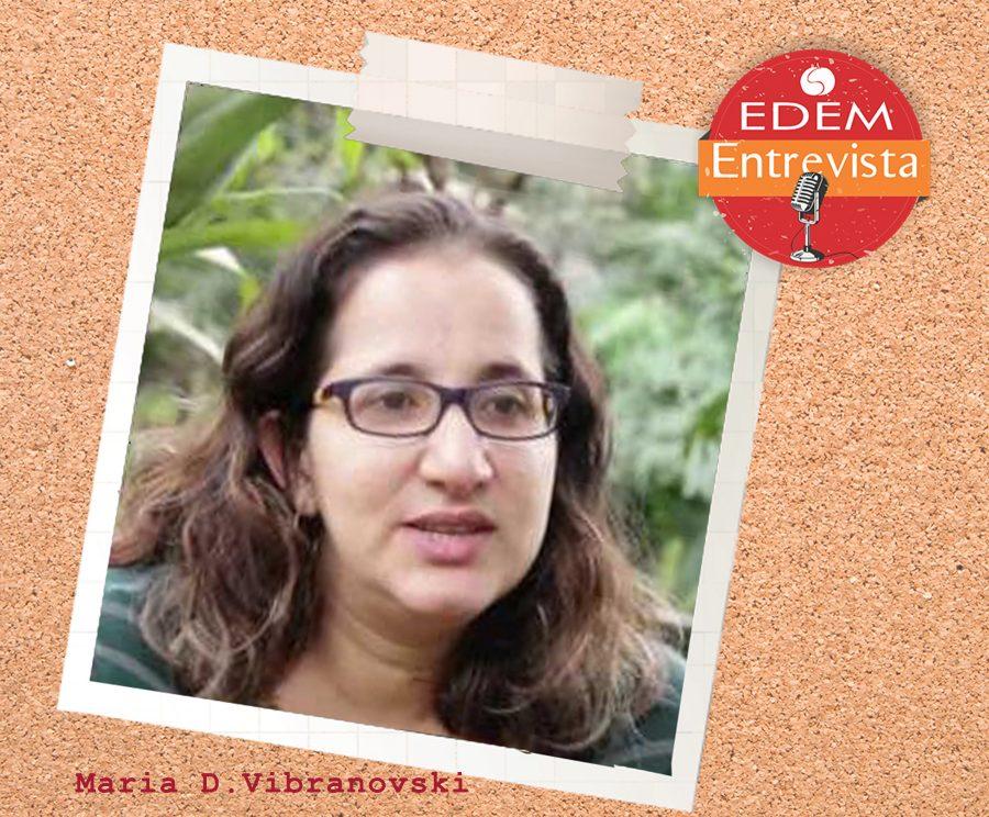 Entrevista: Maria D. Vibranovski, ex-aluna e cientista