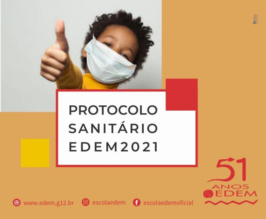 Medidas Sanitárias EDEM em tempos de Covid-19