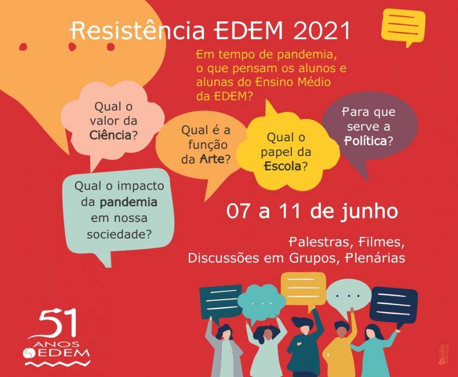 Resistência EDEM 2021